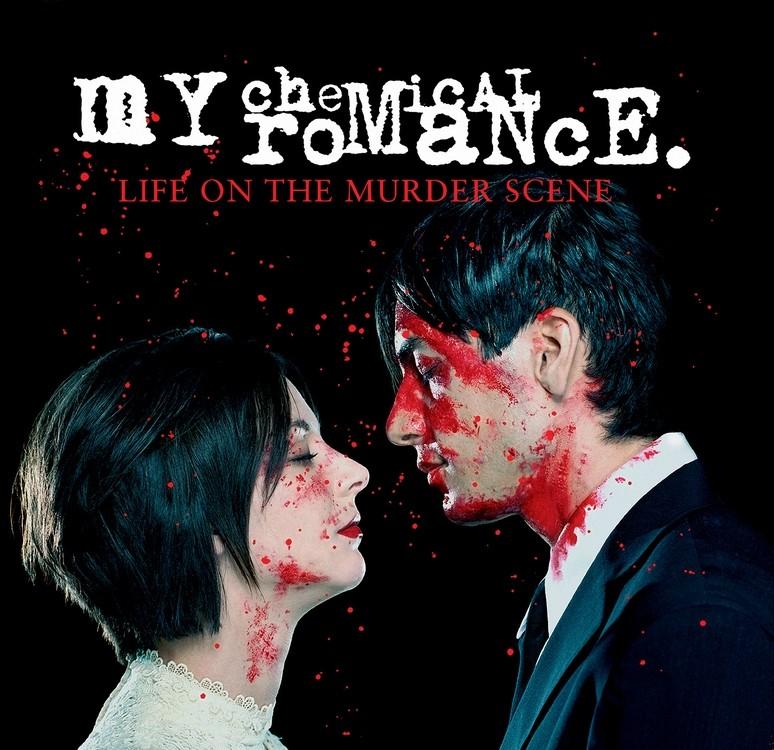 My Chemical Romance - Life On The Murder Scene LP