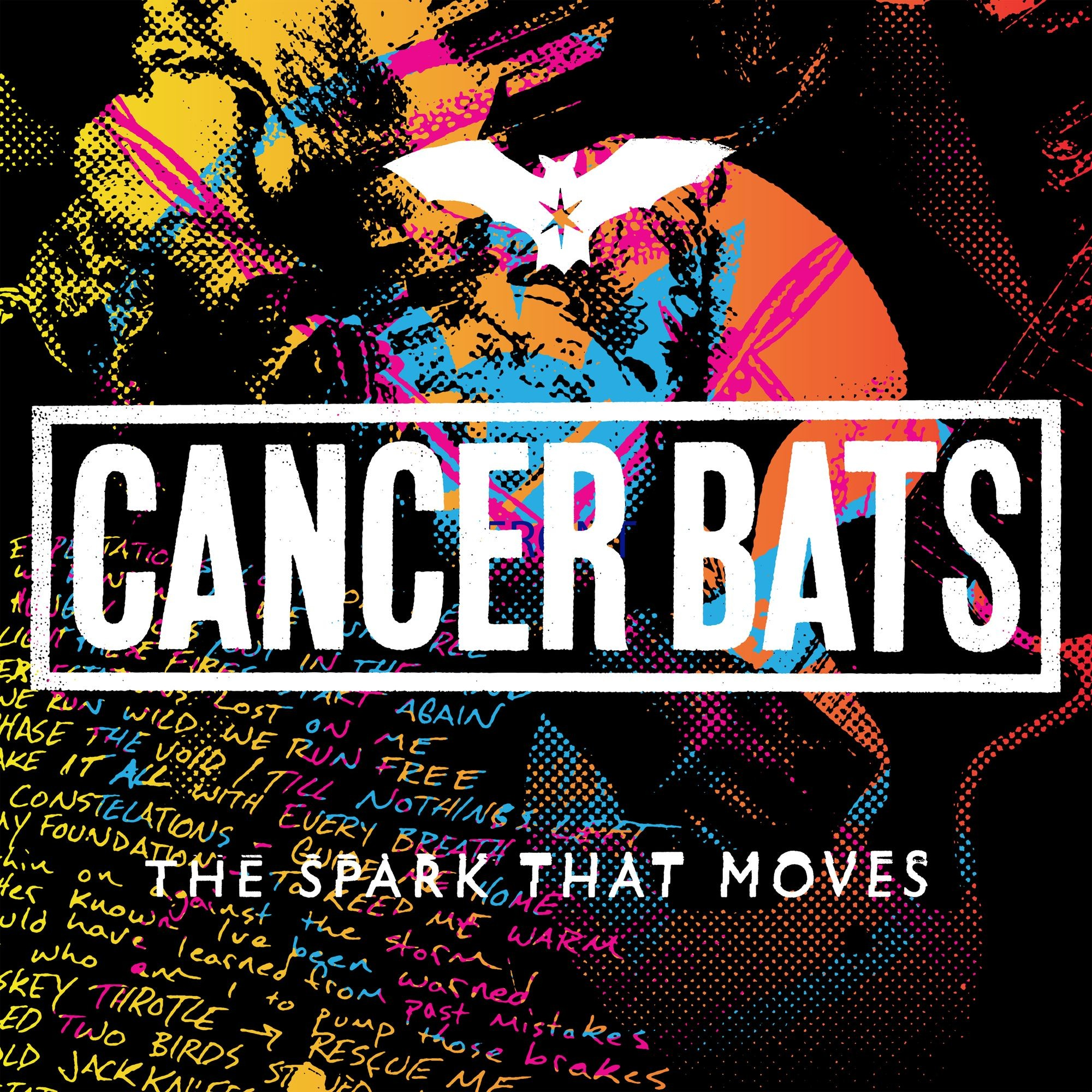 Cancer Bats - The Spark That Moves Vinyl LP