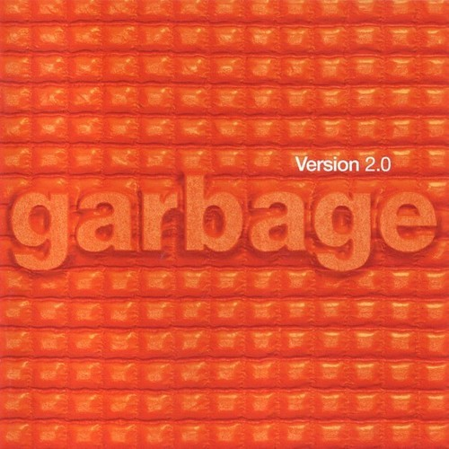 Garbage - Version 2.0: 20th Anniversary (Orange) Vinyl LP
