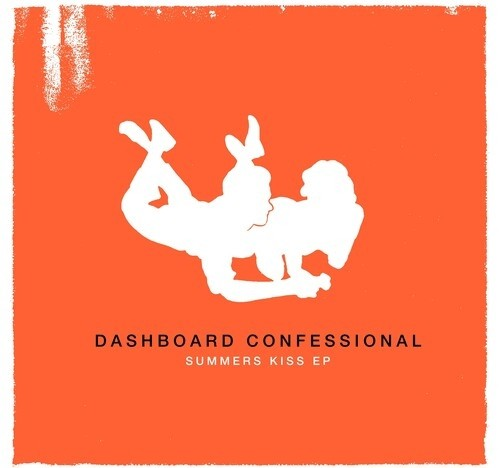 "Dashboard Confessional - Summers Kiss 10"" Vinyl"
