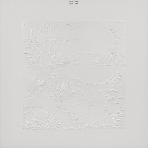 Bon Iver - Bon Iver (10th Anniversary Edition) (White Vinyl)