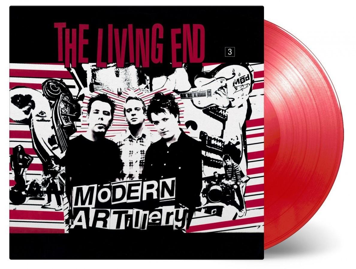 The Living End - Modern Artillery (Red) Vinyl LP