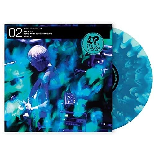 Phish - Lp On Lp 02 (Waves 5/ 26/ 2011) Vinyl LP