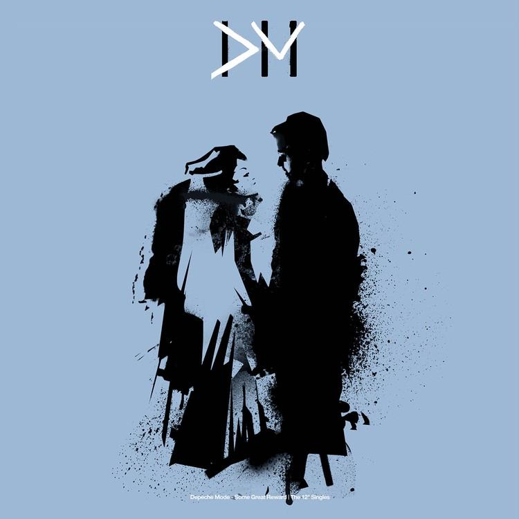 "Depeche Mode - Some Great Reward | The 12"" Singles 6XLP vinyl"