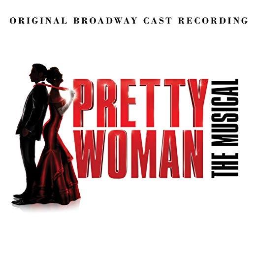 Soundtrack - Pretty Woman (Original Broadway Cast) 2XLP Vinyl