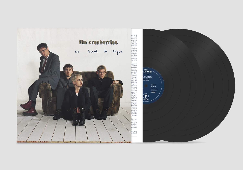 The Cranberries - No Need To Argue (Deluxe) 2XLP Vinyl