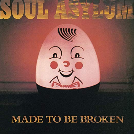 Soul Asylum - Made To Be Broken Vinyl LP