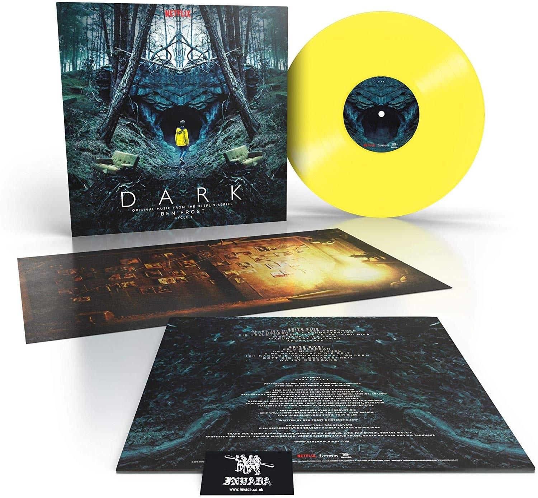 Ben Frost - Dark: Cycle 1 (Yellow) Vinyl LP
