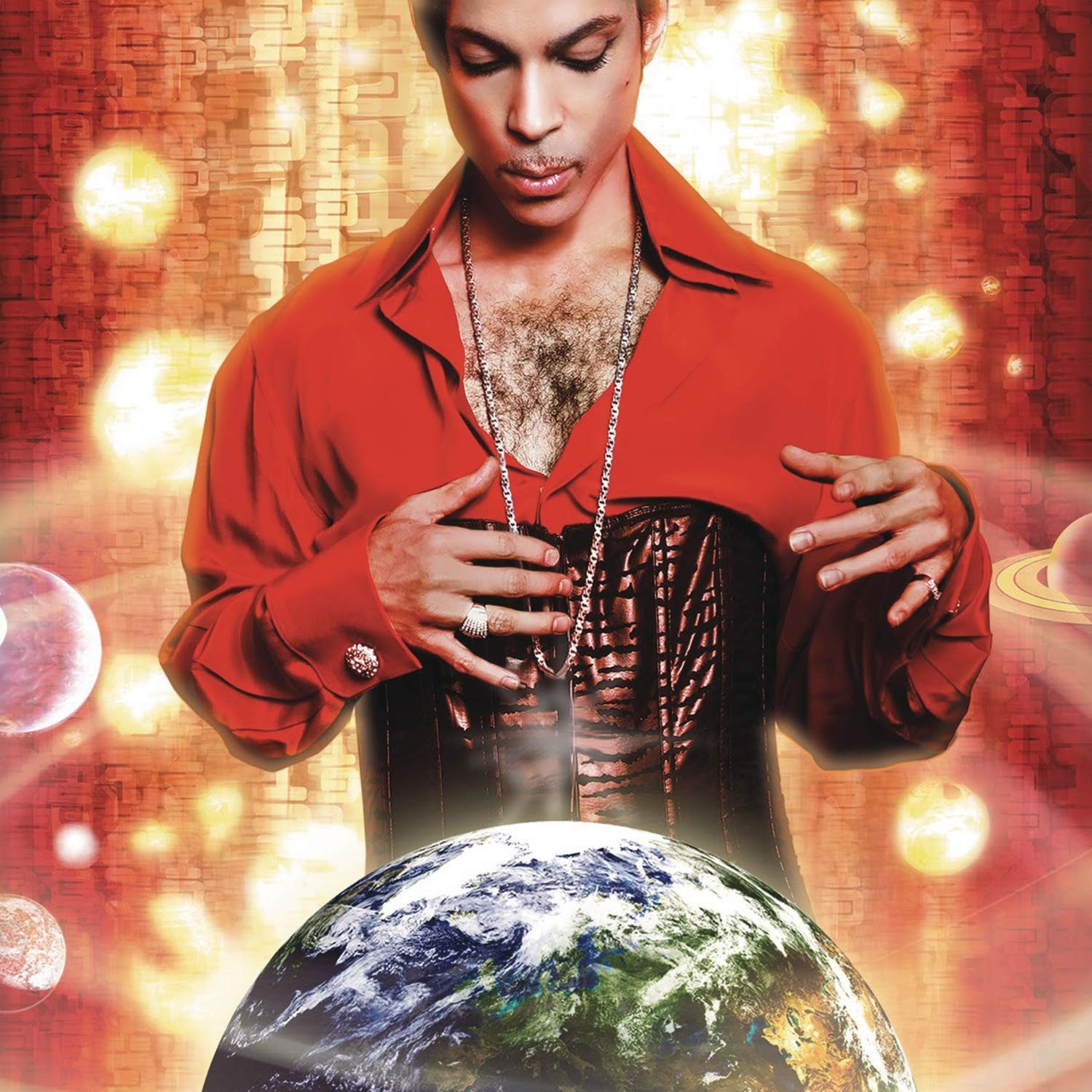 Prince - Planet Earth Vinyl LP
