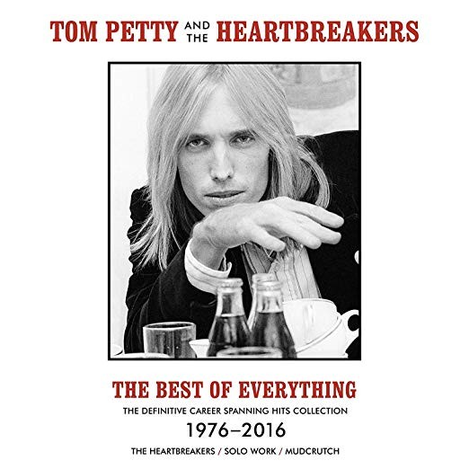 Tom Petty & The Heartbreakers - The Best Of Everything (The Definitive Career Spanning Hits Collection) 4XLP