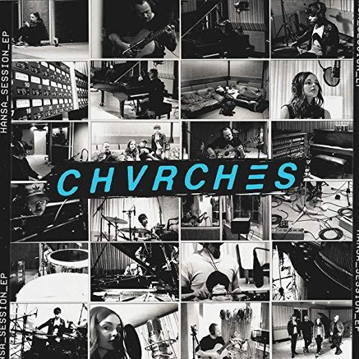 """Chvrches - Hansa Session 10"""""""