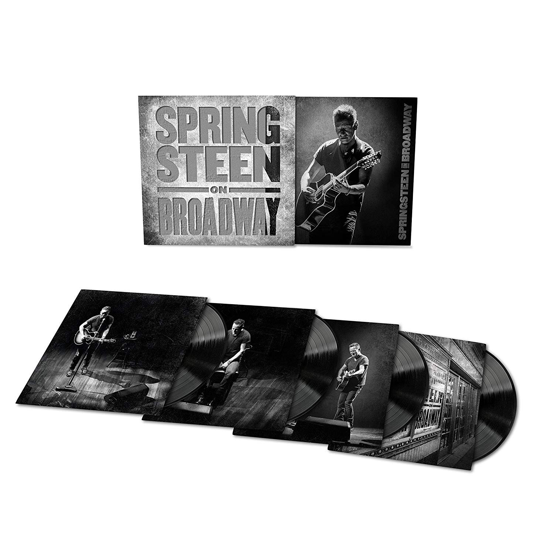 Bruce Springsteen - Springsteen On Broadway 4XLP vinyl