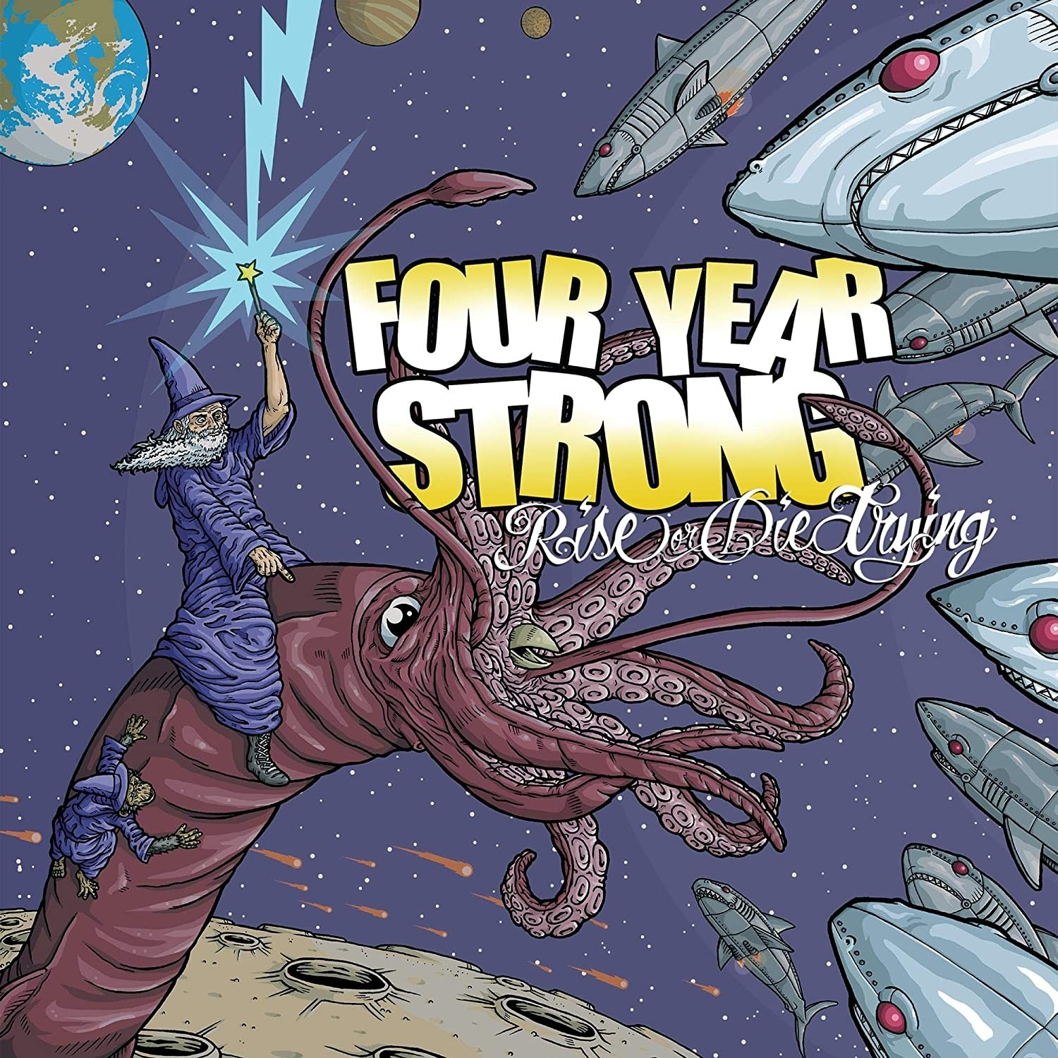 Four Year Strong - Rise Or Die Trying Vinyl LP