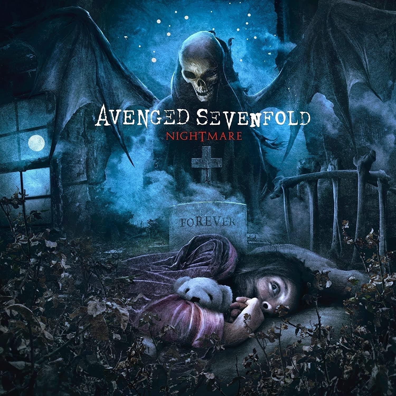 Avenged Sevenfold - Nightmare (Blue) 2XLP