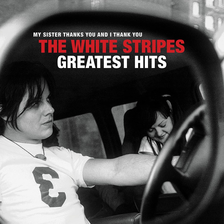 The White Stripes - The White Stripes Greatest Hits 2XLP