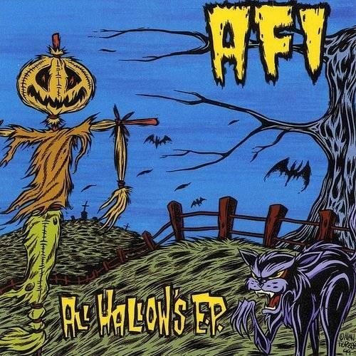 "AFI - All Hallow's E.P. (Picture Disc) 10"" vinyl"