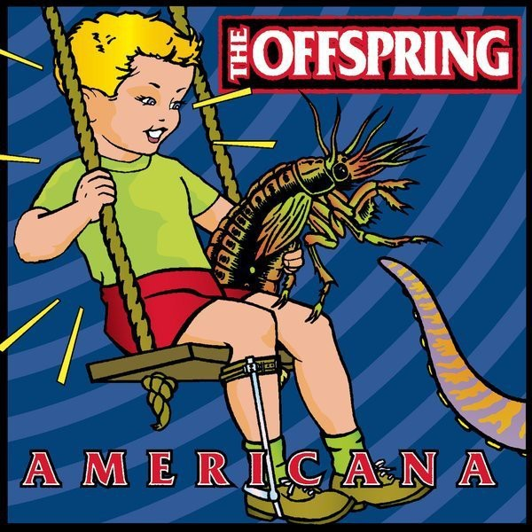 The Offspring - Americana 2XLP vinyl