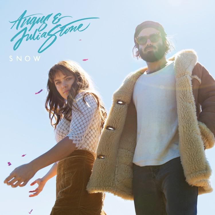 Angus & Julia Stone - Snow 2XLP Vinyl