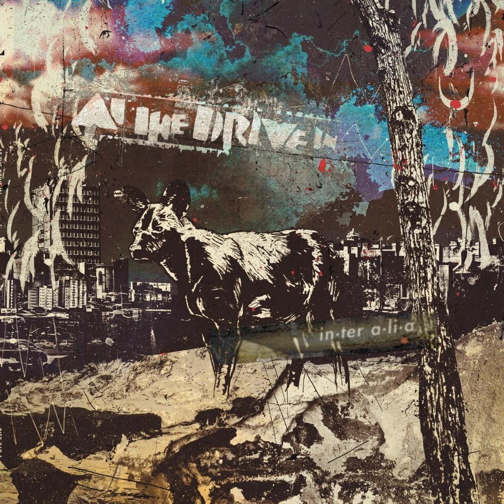 At The Drive-In - in*ter a*li*a LP