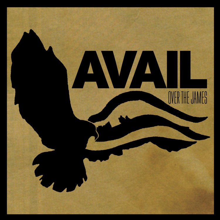 AVAIL - Over The James Vinyl LP