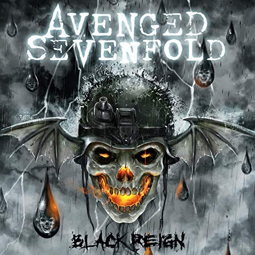 Avenged Sevenfold - Black Reign LP