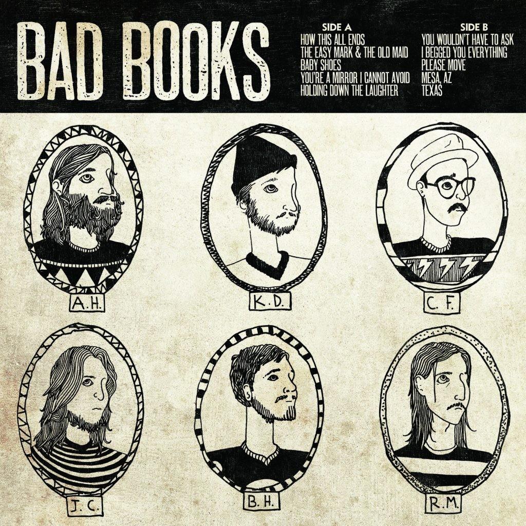 Bad Books - Bad Books Vinyl LP