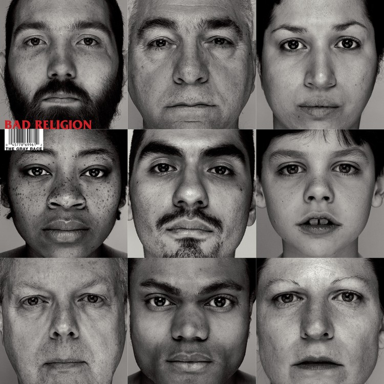 Bad Religion - The Gray Race (Tan) Vinyl LP