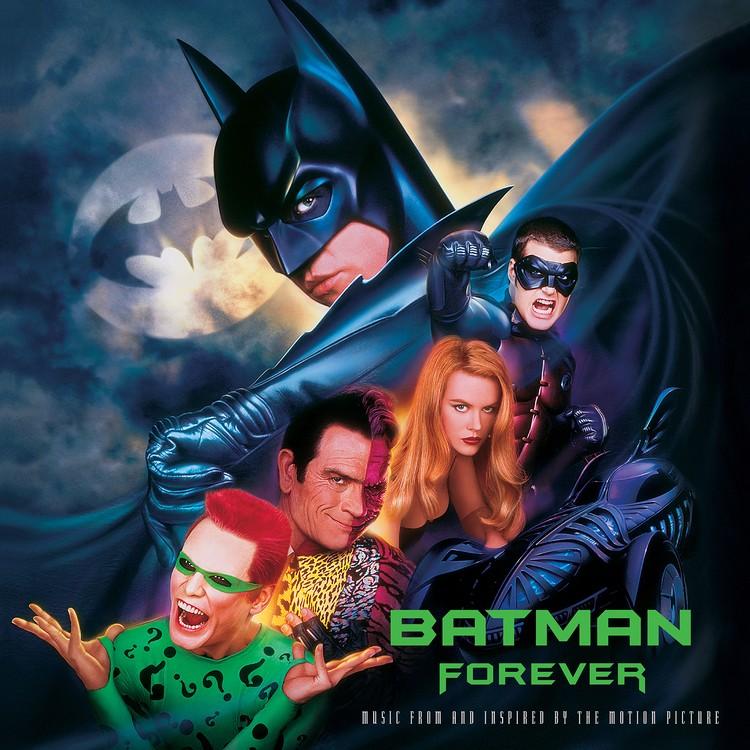 Soundtrack - Batman Forever 2XLP