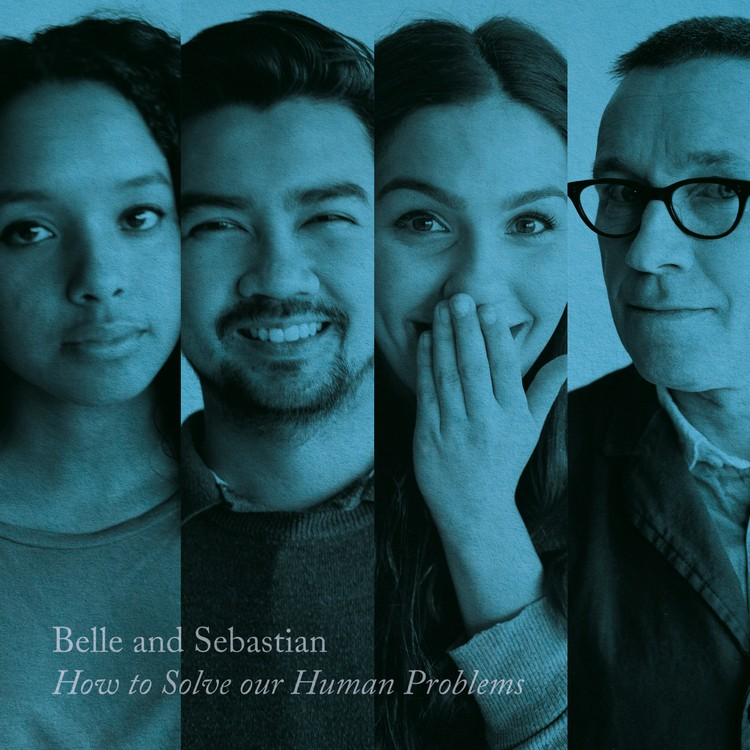 "Belle & Sebastian - How To Solve Our Human Problems (Part 3) 12"" EP Vinyl"
