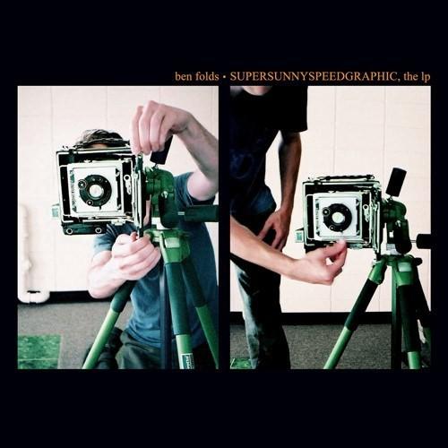 Ben Folds - Supersunnyspeedgraphic 2XLP Vinyl