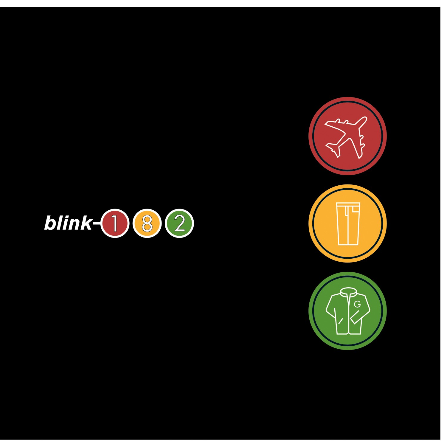 Blink 182 - Take Off Your Pants and Jacket 2XLP