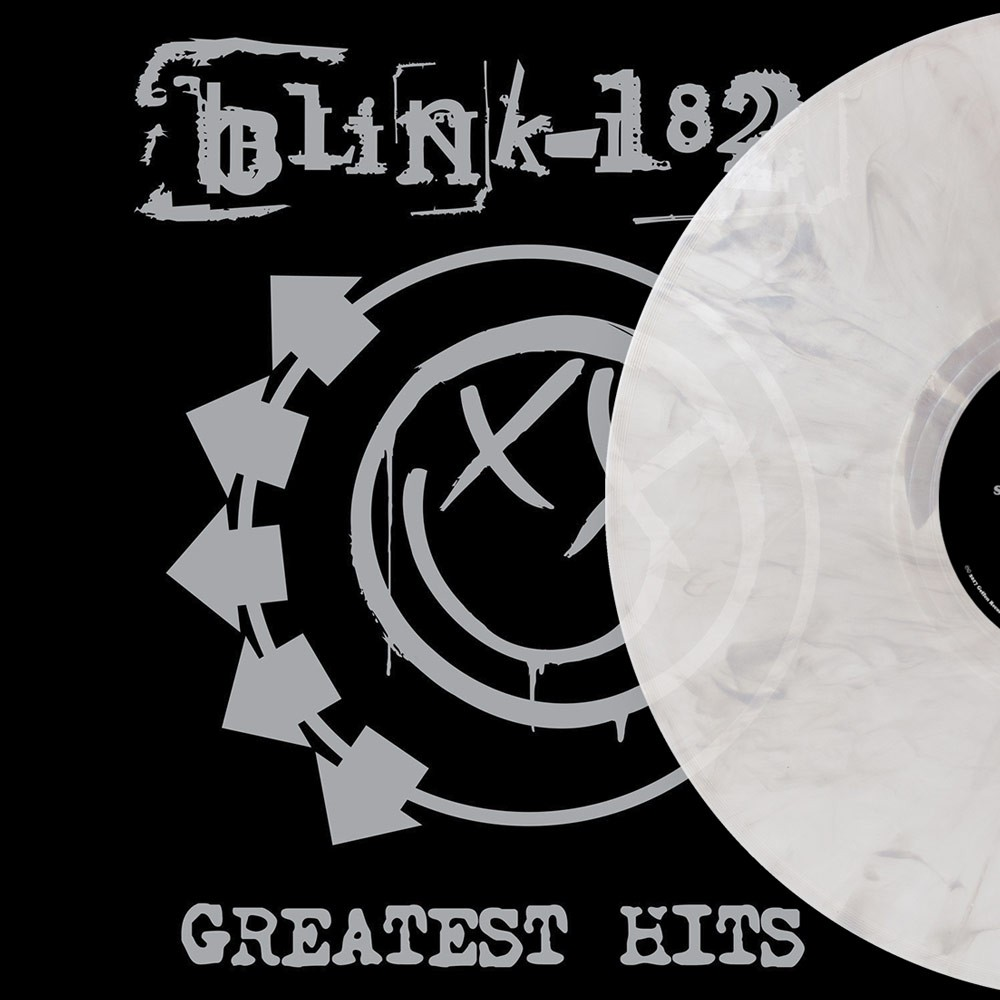 Blink 182 - Greatest Hits (Deluxe Tin) 2XLP