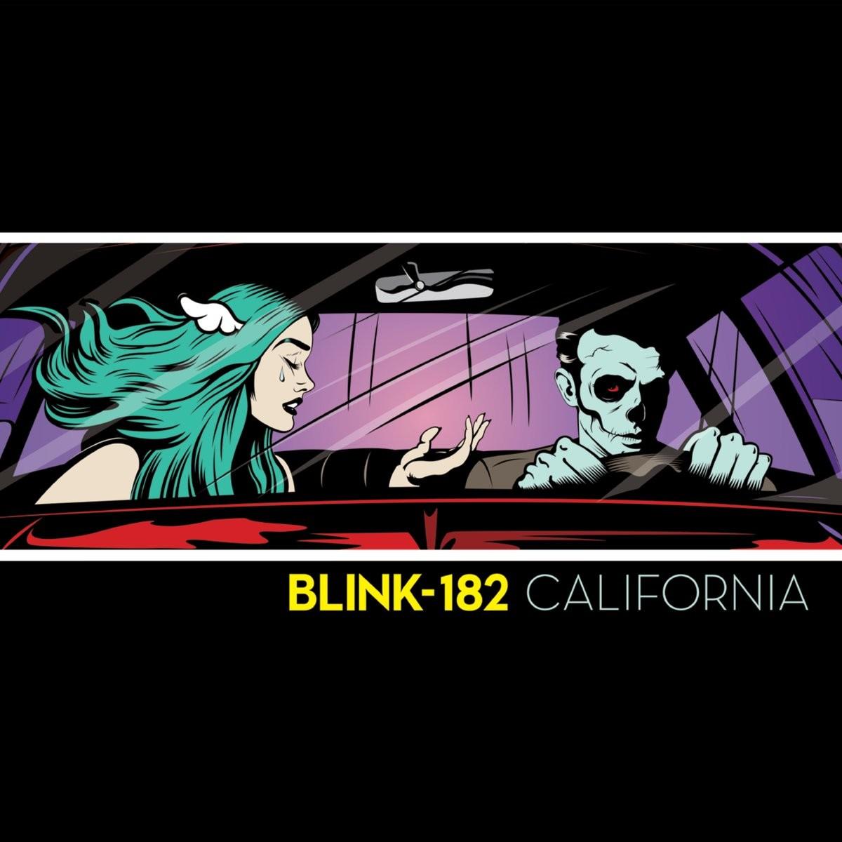 blink-182 - California (Deluxe) 2XLP