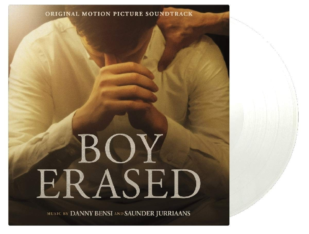 Various Artists - Boy Erased (White) Vinyl LP