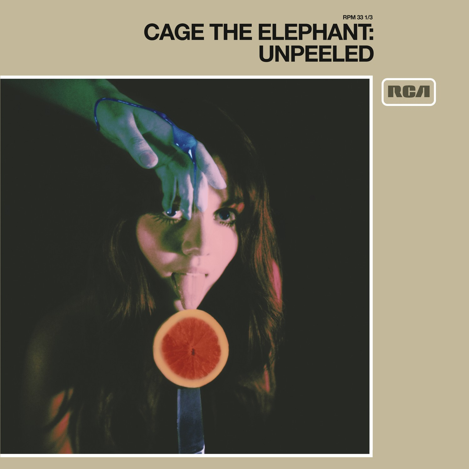 Cage The Elephant - Unpeeled 2XLP