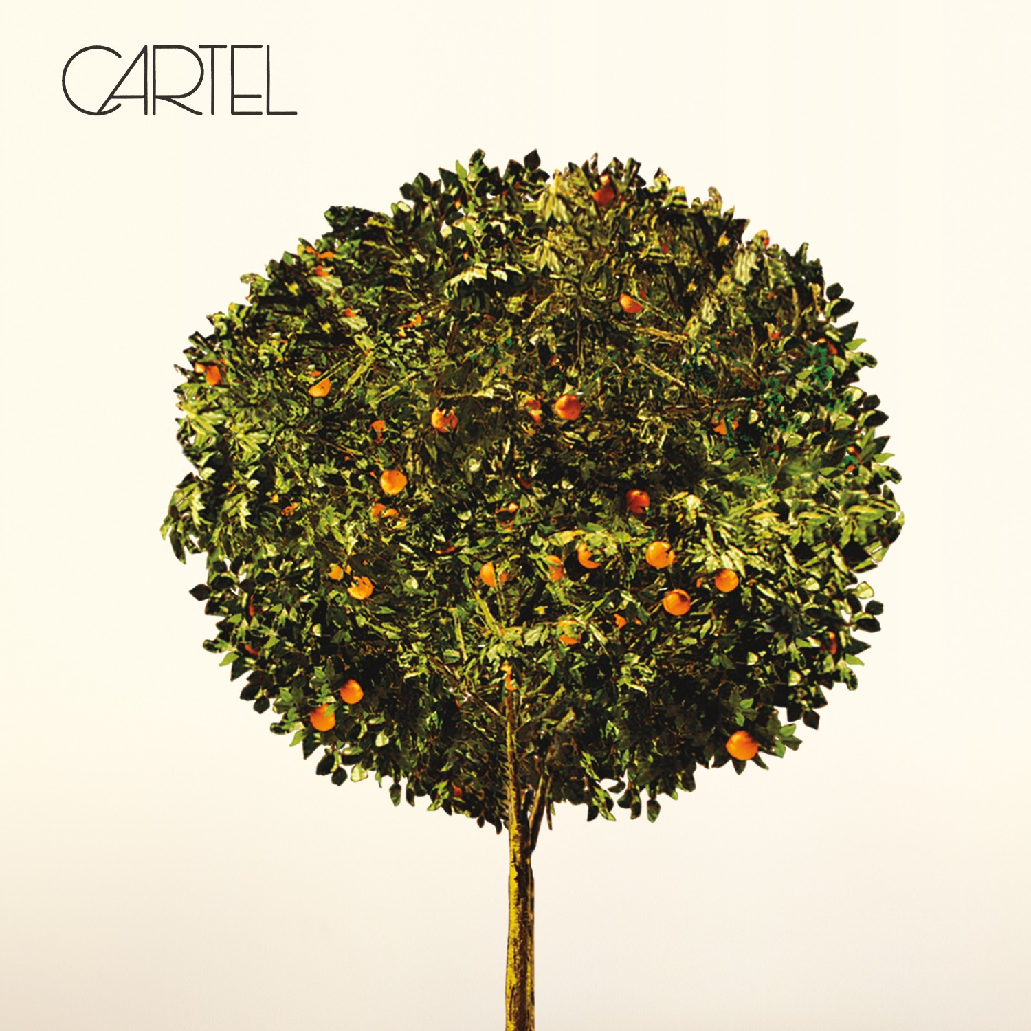 Cartel - Cartel (Yellow) 2XLP Vinyl