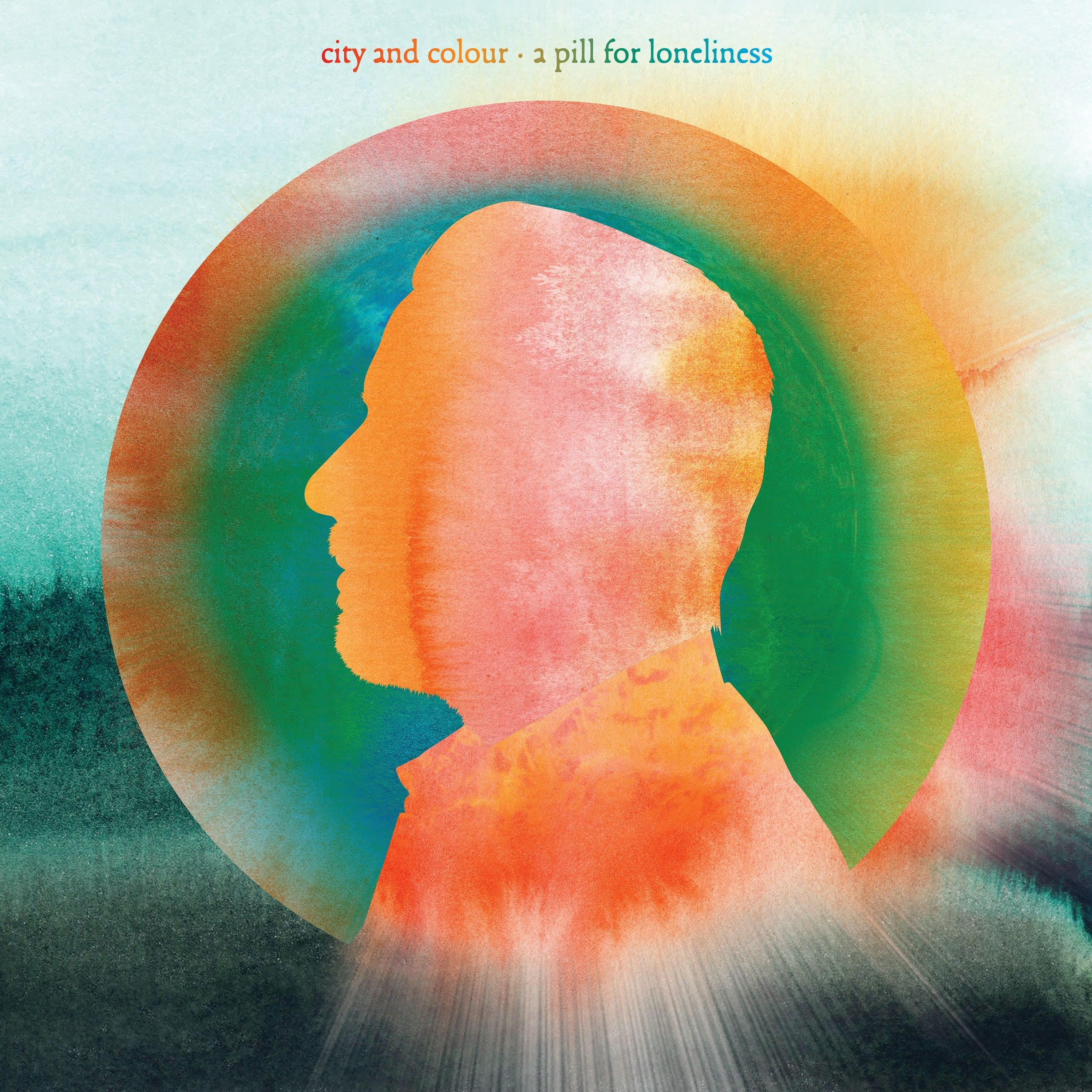 City and Colour - A Pill For Loneliness 2XLP vinyl