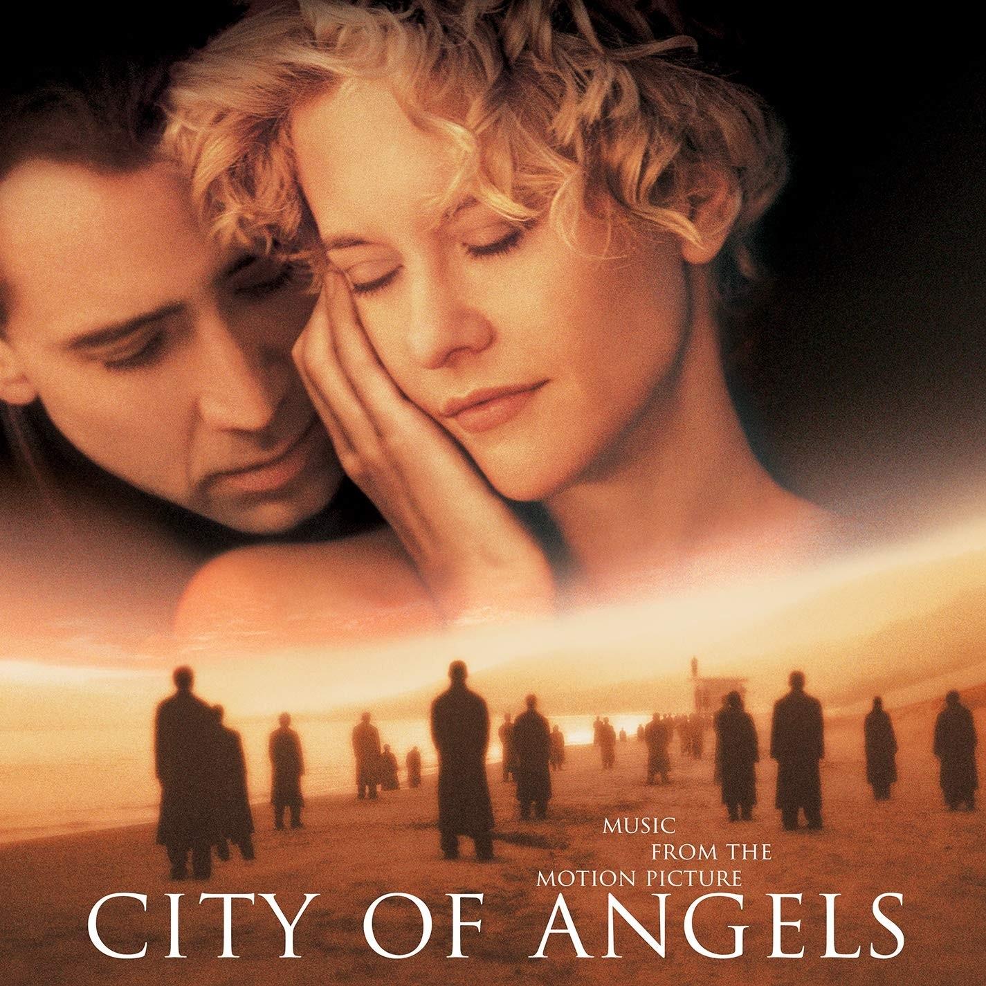 Soundtrack - City Of Angels (Brown) 2XLP vinyl