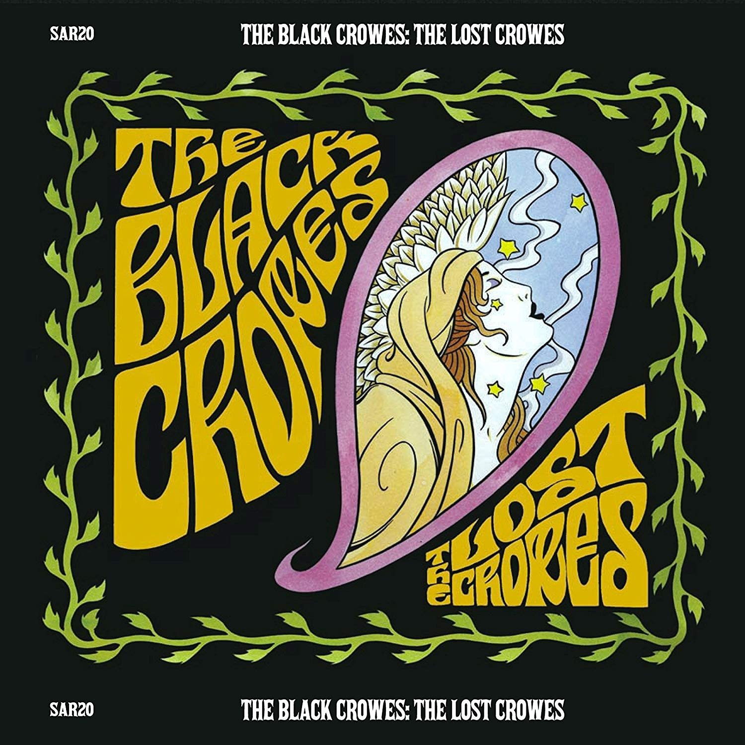 The Black Crowes - Lost Crowes (Colored) 2XLP Vinyl