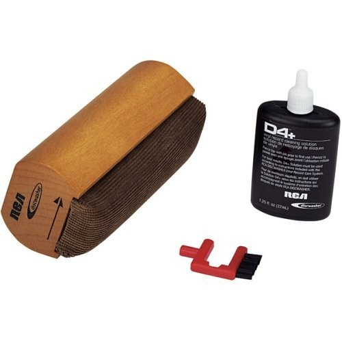 Discwasher - D4 Record Care Kit