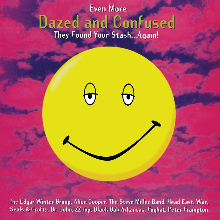 srcvinyl Canada Various Artists - Even More Dazed and