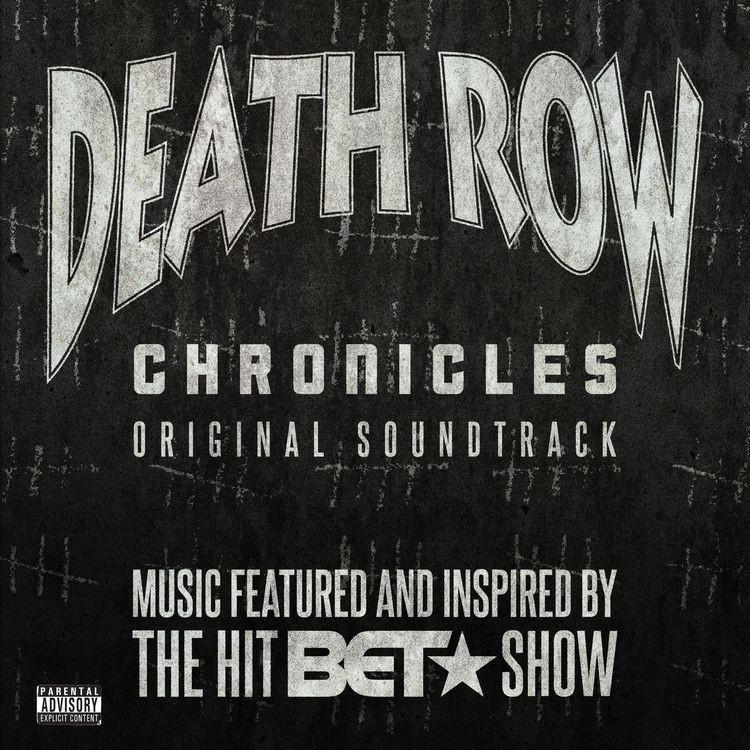 Various Artists - Death Row Chronicles: Original Soundtrack (Clear) 2XLP Vinyl