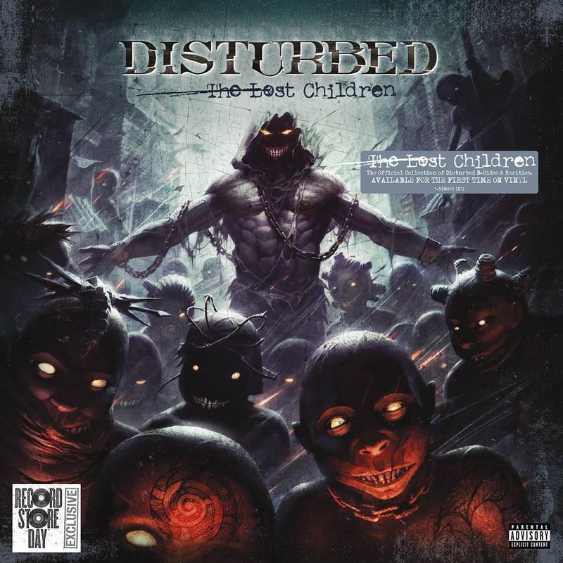 Disturbed - The Lost Children Vinyl LP