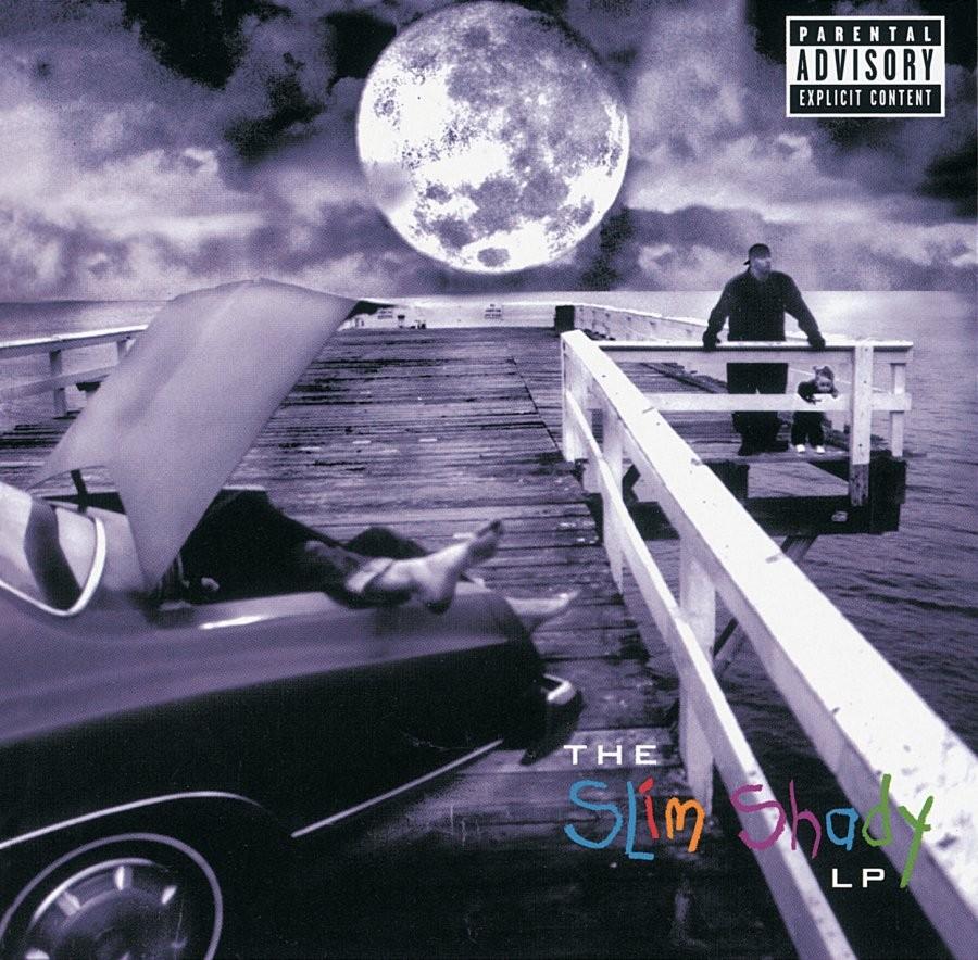 Eminem - The Slim Shady 2XLP