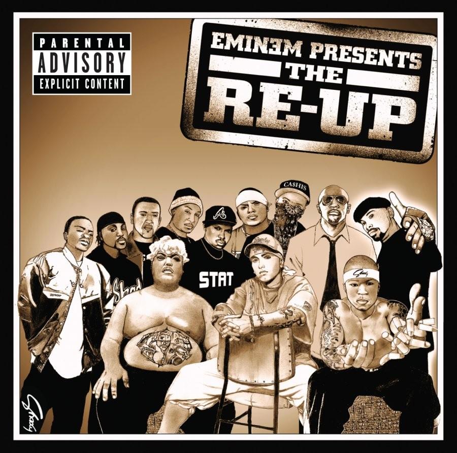 Eminem - Eminem Presents The Re-Up 2XLP
