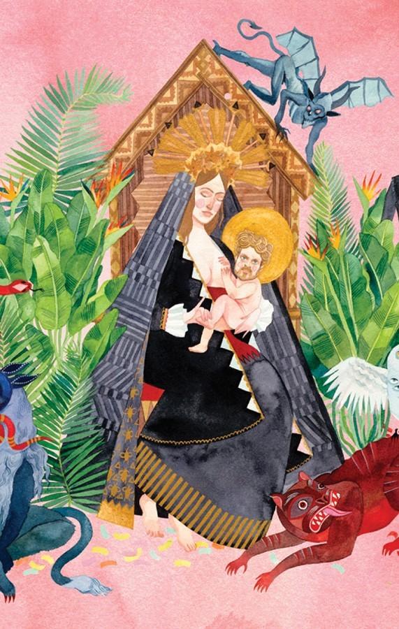 Father John Misty - I Love You, Honeybear Cassette