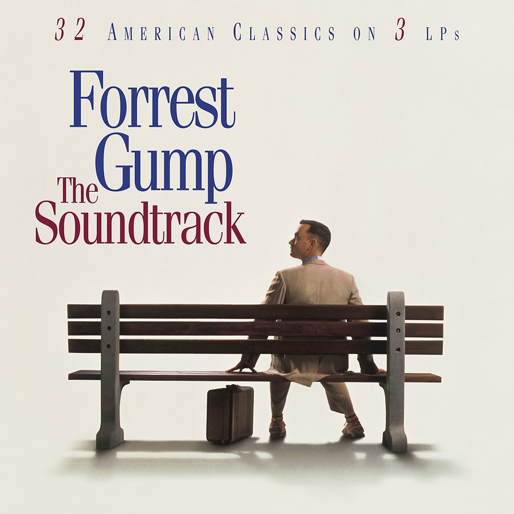 Soundtrack - Forrest Gump 3XLP