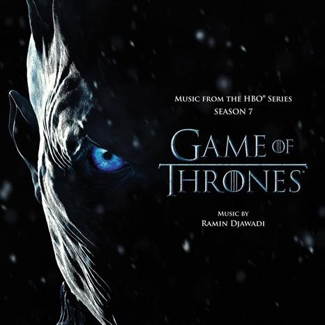 Soundtrack - Game Of Thrones Season 7 2XLP Vinyl