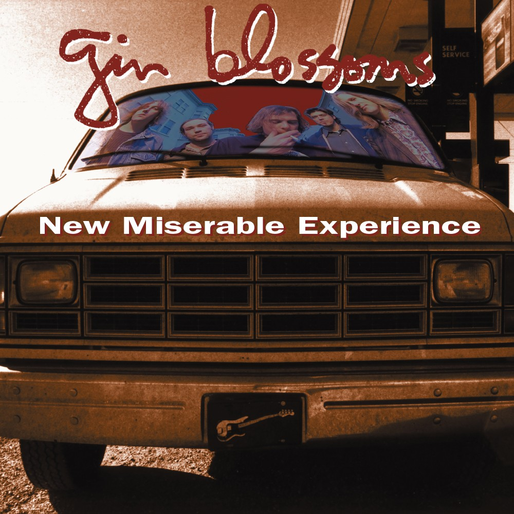 Gin Blossoms - New Miserable Experience 2XLP