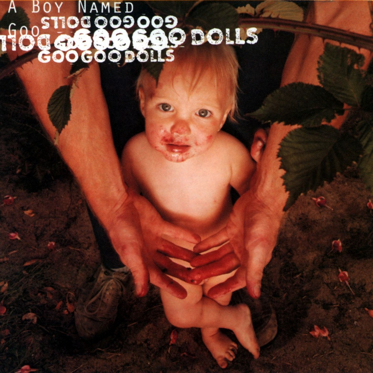 Goo Goo Dolls - A Boy Named Goo LP